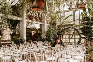 Arch Decor for an Elegant Boho Chic Wedding at the Beldi Country Club