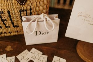 Wedding gifts of an Elegant Boho Chic Wedding