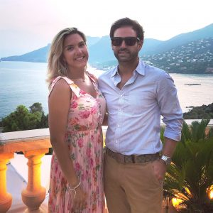 Founders of Hello Event - Héloïse Agelou and Edouard Pernot - International Event Planner