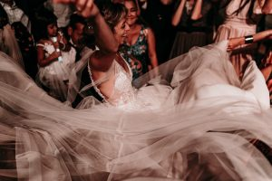 Dancing Bride of an Elegant Boho Chic Wedding at the Beldi Country Club - Hello Event