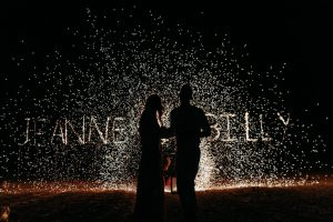 Fireworks of an Elegant Boho Chic Wedding at the Beldi Country Club - Hello Event